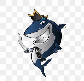Smiling Whale - Shark Piracy Royalty-free Clip Art PNG
