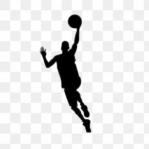 Basketball - Wall Decal Basketball Sticker PNG