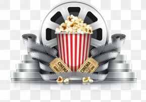 Watch Kit Popcorn - Popcorn Cinema Film Royalty-free PNG