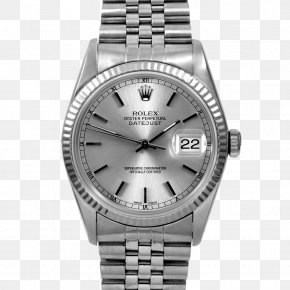 Sliver Jubile Year - Rolex Datejust Rolex Submariner Automatic Watch PNG