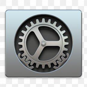 System Preferences - Wheel Spoke Brand Hardware Accessory PNG