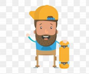Character - Cartoon Character Drawing PNG