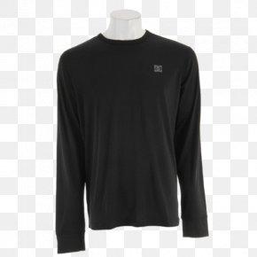 T-shirt - T-shirt Sleeve Sweater Black Pants PNG
