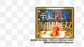 One Piece - One Piece: Pirate Warriors 3 One Piece: Unlimited World Red Tokyo Game Show PlayStation 3 PNG