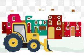 City Plow - Plough Snowplow Agriculture PNG
