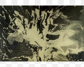 Gold Dust - Black And White Visual Arts Modern Art Art Museum PNG