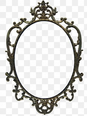 Mirror - Picture Frames Mirror Vintage Clothing Antique Clip Art PNG