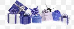 Blue Gift - Christmas Gift Christmas Gift Snowflake PNG
