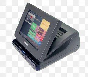 Supermarket Cash Register - Touchscreen Cash Register Point Of Sale Display Device Computer Monitors PNG