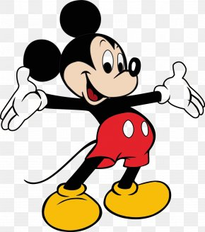 Walt Disney - Mickey Mouse, Minnie Mouse PNG