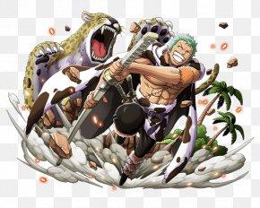 One Piece - Roronoa Zoro One Piece Treasure Cruise Tony Tony Chopper Monkey D. Luffy Vinsmoke Sanji PNG