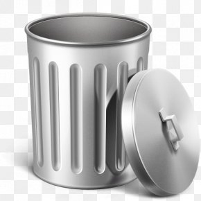 Trash Can - Rubbish Bins & Waste Paper Baskets PNG