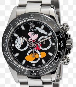 Watch - Rolex Daytona Watch Chronograph Luneta PNG