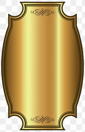Luxury Gold Label Template Clipart Picture - Whisky Label Gold Clip Art PNG