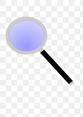 Magnifying Glass - Magnifying Glass Purple Font PNG
