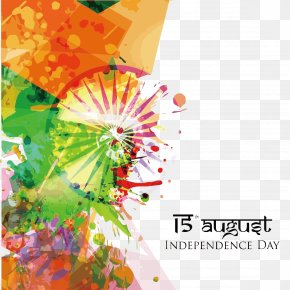 Vector Mapping India Independence Day - Indian Independence Day August 15 Flag Of India PNG