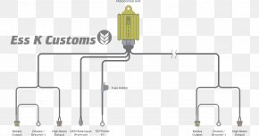 Cable Harness - Wiring Diagram Electrical Wires & Cable Relay Electrical System Design PNG