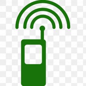 Mobile Phones Aerials Clip Art PNG
