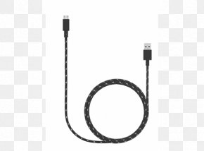 Micro Usb Cable - Communication Accessory Data Transmission Electrical Cable USB PNG