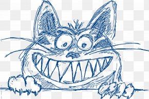 Cat Claw - Cat Kitten Drawing Clip Art PNG