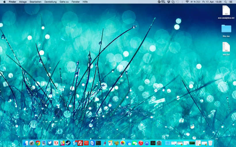 Wallpaper Laptop Blue