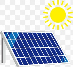 Solar Power Solar Panels Top - Photovoltaics Solar Panels Electricity Generation Sunlight PNG