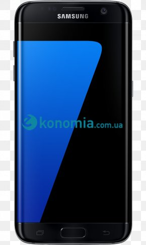 Dual SIM32 GBGoldUnlockedGSM Feature Phone Samsung Galaxy S7 32GB, BlackSmartphone - Samsung Galaxy S7 Smartphone PNG
