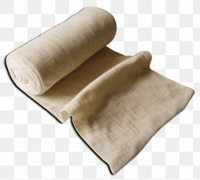 Cloth Roll - メリヤス Textile Material Beige PNG