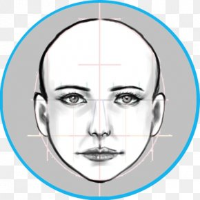 Face - Drawing The Human Head Sketch Face Image PNG