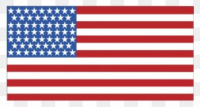 American Flag Clip Art - Flag Of The United States World Flag Clip Art PNG