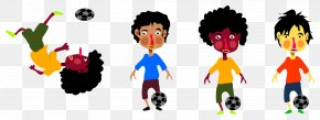 Kids Playing Clipart - Football Stock.xchng Clip Art PNG