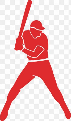 Baseball Bat And Ball On The Field - Clip Art Image GIF Vector Graphics PNG
