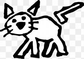 Christmas Cat Clipart - Felix The Cat Kitten Cartoon Clip Art PNG