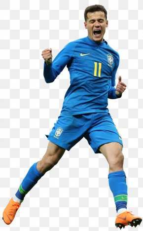 Football - Philippe Coutinho Brazil National Football Team 2018 World Cup FC Barcelona PNG