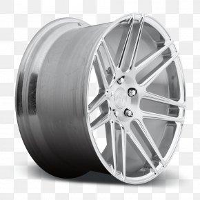 Realistic Copper Alphabet - Alloy Wheel Tire Rim Car PNG