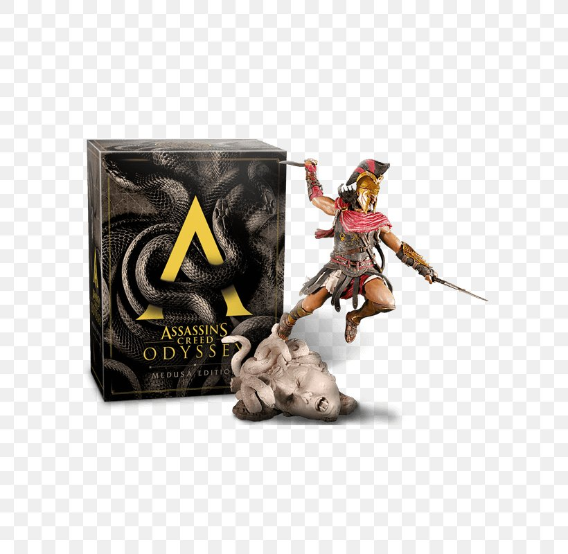Assassin's Creed Odyssey Assassin's Creed: Origins Assassin's Creed Unity PlayStation 4 Darksiders III, PNG, 800x800px, Playstation 4, Action Figure, Adventure Game, Assassins, Darksiders Iii Download Free