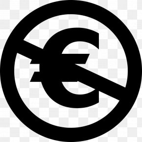 Euro - Creative Commons License Non-commercial PNG