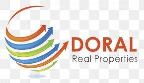 Real Estate Logos For Sale - Doral Real Properties Real Estate LaMega Doral Real Property PNG