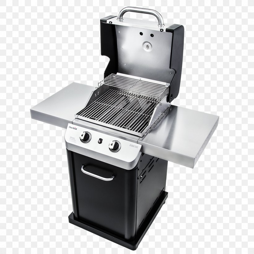 Barbecue Grilling Char-Broil Signature 4 Burner Gas Grill Gasgrill, PNG, 1000x1000px, Barbecue, Brenner, Charbroil, Charbroil Grill2go X200, Charbroil Performance 463376017 Download Free