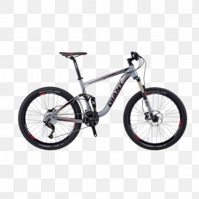 Mountain Bike - Giant Bicycles Mountain Bike Bicycle Fork Bicycle Handlebar PNG