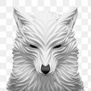 Wolf - Gray Wolf 3D Computer Graphics Digital Art Illustration PNG
