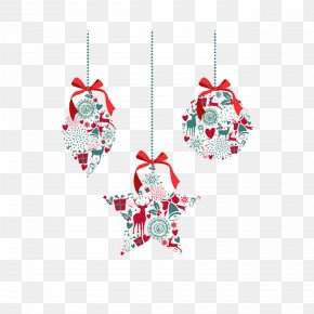 Christmas - Christmas Ornament Christmas Decoration Euclidean Vector PNG