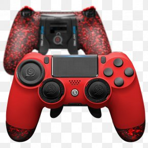 Joystick - Xbox One Controller Game Controllers Video Games Joystick DualShock 4 PNG