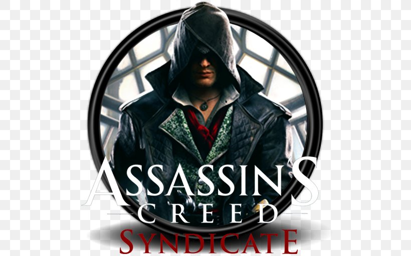 Assassins Creed Syndicate Assassins Creed Unity Assassins Creed: Origins Assassins Creed Chronicles: China, PNG, 512x512px, Assassins Creed Syndicate, Album Cover, Assassins, Assassins Creed, Assassins Creed Brotherhood Download Free
