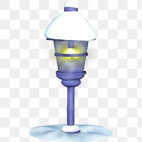 2017 Snow Street Light - Street Light Lantern Candle PNG