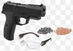 Pistol - Crosman Pellet Air Gun BB Gun .177 Caliber PNG