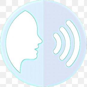 Oval Logo - Aqua Turquoise Circle Turquoise Logo PNG