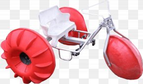 Boat - Pedal Boats Vehicle Motorized Tricycle Wheel PNG