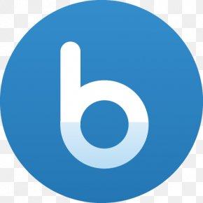 Box - Blue Brand Trademark Symbol PNG