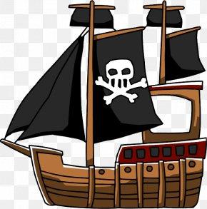Pirate Ship - Coin Pirates Mania Ship Piracy Clip Art PNG